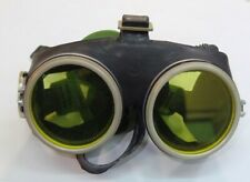 OPF nuclear Glasses Soviet USSR Russian Army Protection Goggles Case Chernobyl