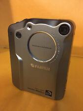Fugifilm Finepix 4800Zoom Camera - Silver Design by F.A. Porsche