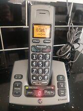 BT FREESTYLE  SINGLE DIGITAL CORDLESS PHONE & ANSWER MACHINE.