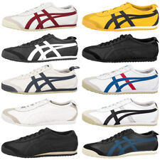Asics Onitsuka Tiger Mexico 66 Schuhe Leder Freizeit Sneaker verschiedene Farben