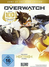 Overwatch - Game of the Year Edition (PC, 2017, DVD-Box)