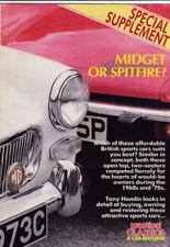 Cars, 1980s Transportation Classics Magazines in English