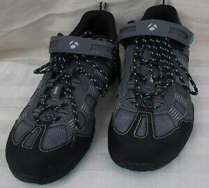 Bontrager Inform SSR Multisport Biking Cycling Womens Shoes Black Lace Size 6.5