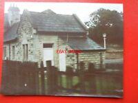 PHOTO  LANCASHIRE ARKHOLME RAILWAY STATION 1983