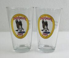 2 Bayhawk Ales Beer Glass - Orange County's Oldest Brewery