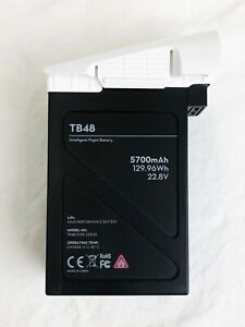 DJI TB48 Battery - 99% New Capacity - 43 Charges - for Inspire 1 Drone