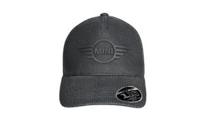 MINI Cap Wing Logo Mesh Grey (RRP £25) 80165A21183