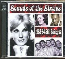 Time Life - Sounds Of The Sixties / 1963-64 - Still Swinging  - New & Sealed