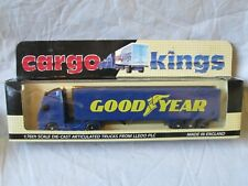 LLEDO CARGO KINGS VOLVO TRUCK & TRAILER GOOD YEAR LIVERY 1/76 #10041