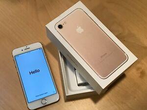 Apple iPhone 7 Factory Unlocked 128GB GSM CDMA LTE World Phone