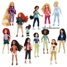Disney Parks Vanellope w/ Princesses from Ralph Breaks the Internet Doll Set NEW