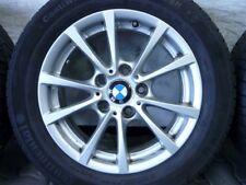 WINTERREIFEN ALUFELGEN ORIGINAL BMW V-SPEICHE 390 3er F30 F31 4er F36 205/60 R16