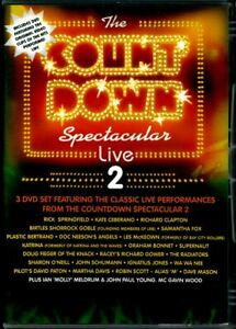 The Countdown Spectacular Live 2 - DVD - ABC - Region 4 - FAST POST