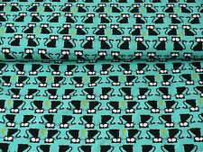 Jersey Katzen Vera von Swafing (Stoff Meterware ab 0,25m)
