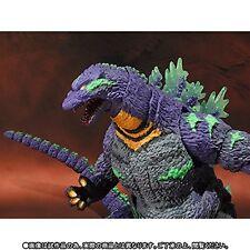 BANDAI S.H.MonsterArts Godzilla vs Evangelion GODZILLA feat. EVA01 Figure #track