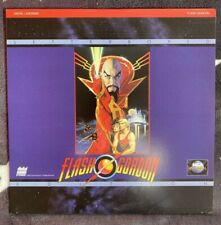 Laserdisc LD Flash Gordon USA