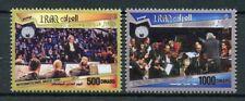 Iraq 2018 MNH International Music Day Orchestras 2v Set Stamps