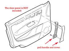 39986956 Interior door pull handle mocha sand beige color volvo V70 XC70 S60 LH
