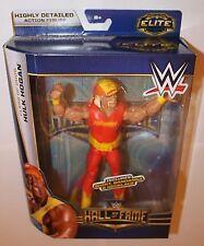 WWE Hollywood Hulk Hogan Mattel Elite Wrestling Action Figure Hall of Fame