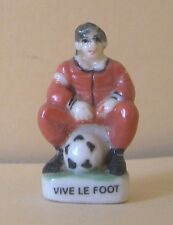 Fève Vive le Football grande taille - 1998 - L' Entraineur
