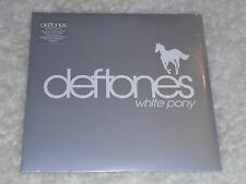 DEFTONES  White Pony  2LP SEALED gatefold