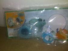 Kinder  surprise  Natoons  TR017-C  +  BPZ  renard polaire