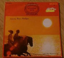Roy Phillips - Spanish Sun - P.V.K. Records SPVL 100 (UK 1976)