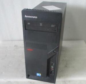 Lenovo ThinkStation M58p Core2Quad Q9400 2.6GHz 4GB 160GB HDD DVD No OS PC