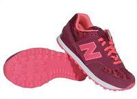 New Balance 574 Nouveau Lace Women's Classic Running Shoes WL574NLB NIB