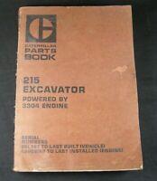 Details about  /Operators Manual Caterpillar D17000 Engine SN# 5E9001-5E9500