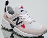 Nimbus Cloud // Navy // Red New Balance MS574GNC Suede 574 Sport Mens 7.5-13