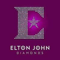 Elton John - Diamonds [CD] Sent Sameday*