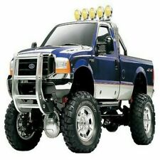 TAMIYA RC Car Ford F-350 High Lift Pick UP TRUCK 1/10 Assembly kitTAM58372 1:10
