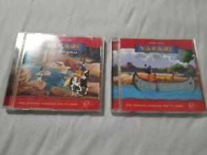 CD Yakari Hüter der Quelle + Der Wächter des Felsens