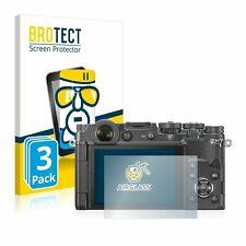 Olympus PEN-F , 3 x BROTECT® AirGlass® Premium Glass Screen Protector