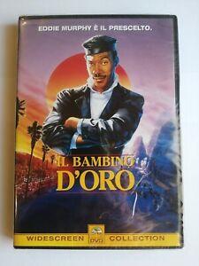 IL BAMBINO D'ORO DVD NUOVO SIGILLATO ED. WIDESCREEN Eddie Murphy