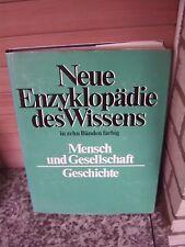 Neue Enzyklopädie des Wissens: Mensch und Gesellschaft