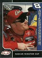 2002 Press Pass Trackside Racing Card Pick