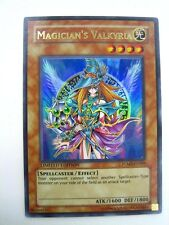 Magician's Valkyria - JUMP-EN009 Ultra Rare Promo *MINT* Collection Card Yugioh!