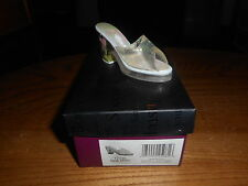 Just the Right Shoe Crocus Miniature Shoe #25081