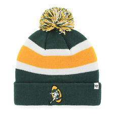 9e186af8f14 47-Brand-Green Bay Packers Beanie-Hat-NFL