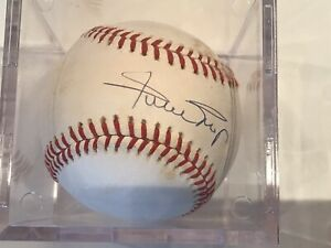 Willie Mays autographed/signed Rawlings Official MLB Baseball