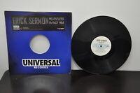 "Erick Sermon - I'm Not Him - Clean - Single 12"" LP Promo 2004 Universal Ex"