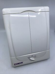 Conair 2 in 1 Lighted Makeup Mirror With Magnification Model TM7L Natural Ivory
