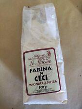 Farina di Ceci Macinata a Pietra Molino Bernardini 500 grammi