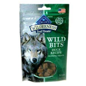 Blue Buffalo Wilderness Trail Treats Wild Bits - Duck Recipe Training Treats