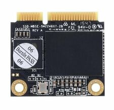 Kingspec mini pcie Half mSATA ssd 256GB SATA III Module per Tablet PC