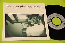 """cure 7"""" pictures of you ORIG GERMANY 1990"""