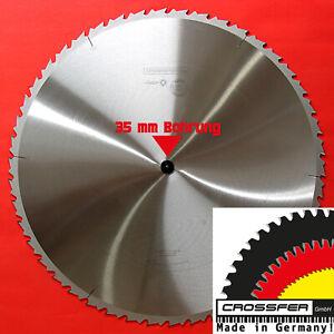 Lames de Scie Circulaire Carbure 700x35mm Z46 35mm Perçage Dent Rechange Neuf