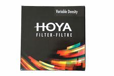 Genuine Hoya Variable Density Filter 3-400 neutral ND 67mm